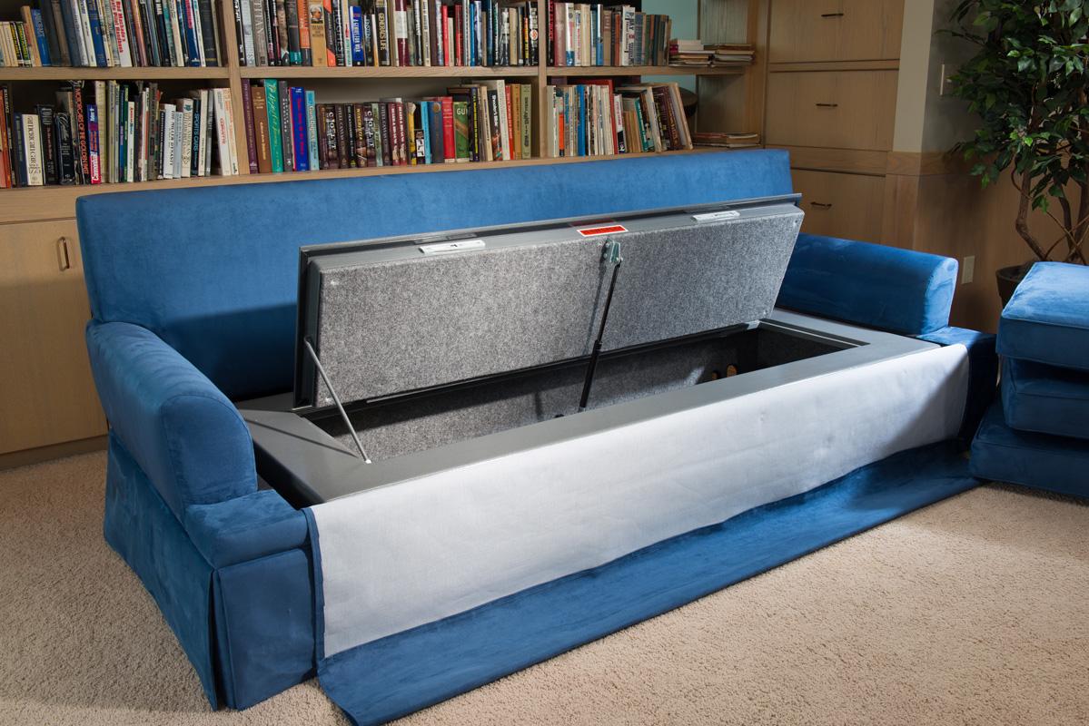 Astonishing Couch Bunker Safe And Hidden Safe Furniture Bedbunker Safes Lamtechconsult Wood Chair Design Ideas Lamtechconsultcom