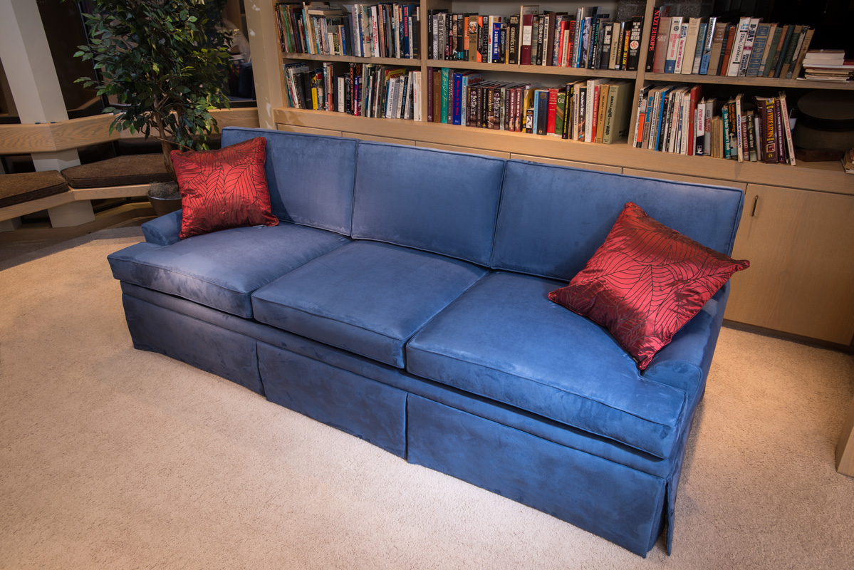 Couch Bunker Safe And Hidden