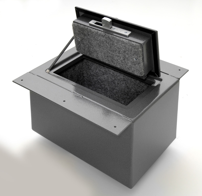 in floor safe and fire rated safes : bedbunker safes