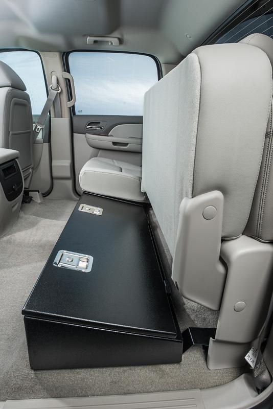 Truck Safe and Truck Gun Safes : Truck Bunker Safes