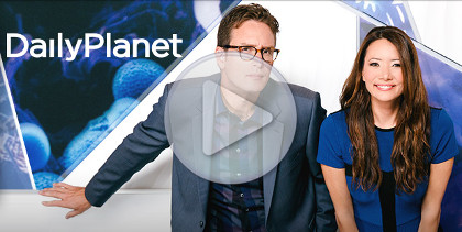 Discovery Channel's Daily Planet
